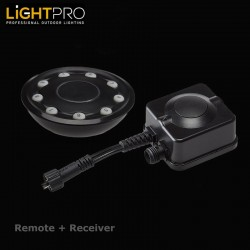 Lightpro Remote + Receiver