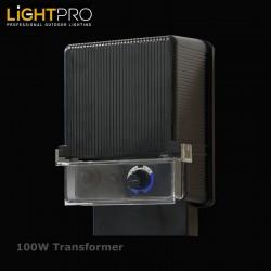 Lightpro 100W Transformer Timer & Light Sensor