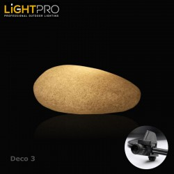 Lightpro 12V Deco 3 2W IP44 Outdoor / Garden Light