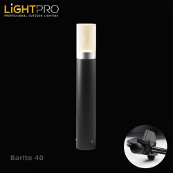 Lightpro 12V Barite 40 3W IP44 Outdoor / Garden Post Light