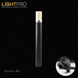 Lightpro 12V Barite 60 3W IP44 Outdoor / Garden Post Light