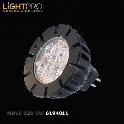 MR16 5W Power LED 3000K