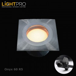 Lightpro 12V Onyx 60 R5 IP44 Decking Light