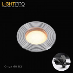 Lightpro 12V Onyx 60 R2 IP44 Decking Light
