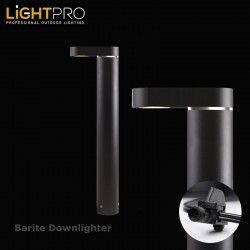 Lightpro 12V Barite Downlighter 3W IP44 Outdoor / Garden Post Light