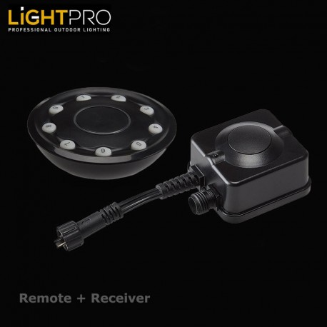 Lightpro Remote + Receiver
