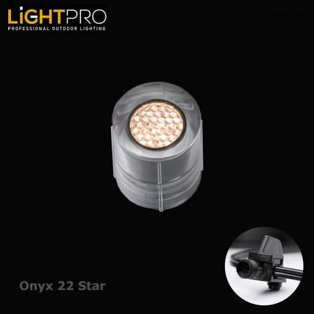Lightpro 12V Onyx 22 Star Deck Light