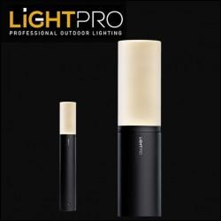 Lightpro 12V Oberon Lo 4W IP44 Dimmable Post Light