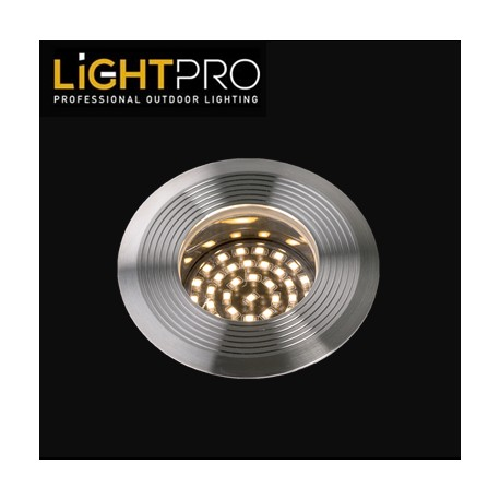 Lightpro 12V Onyx 90 R1 IP44 Decking Light