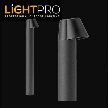 Lightpro 12V Oberon DL 9W IP44 Dimmable Post Light