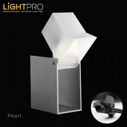 Lightpro 12V Pearl 3W LED IP44 Outdoor / Garden Wall Light