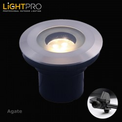 Lightpro 12V Agate 5W LED IP44 Outdoor / Garden Up Light