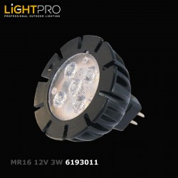 MR16 3W Power LED 3000K
