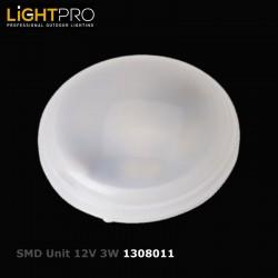 SMD Unit 3W LED 3000K