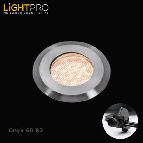 Lightpro 12V Onyx 60 R3 IP44 Decking Light